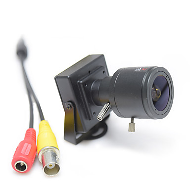 hqcam 800tvl cmos 0.03lux كاميرا الأمن 2.8-12mm دليل عدسة التكبير 1/3 بوصة مربع الكاميرا