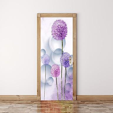 Adesivi decorativi da parete adesivi 3d da parete natura for Adesivi decorativi