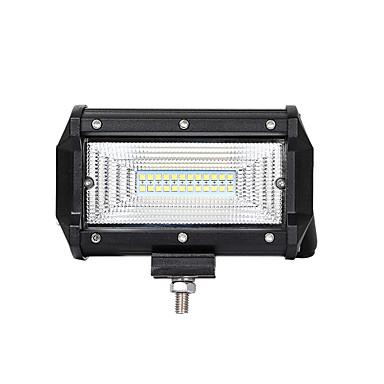 Lights Maker 1 قطعة سيارة لمبات الضوء 72 W SMD 3030 24 LED ضوء الضباب من أجل عالمي / دراجات نارية جميع الموديلات كل السنوات