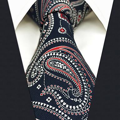 ربطة العنق ألوان متناوبة / زخرفات / خملة الجاكوارد رجالي حفلة / عمل