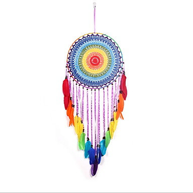 حلم اليدوية الماسكون بوهيميا زخارف الجدران النمط التقليدي