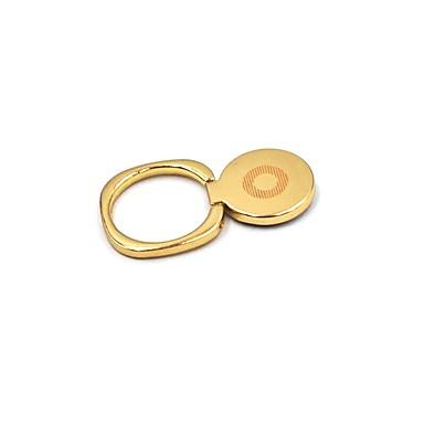 שולחן מעמד מחזיק מעמד מחזיק טבעת מתכוונן מתכת מחזיק