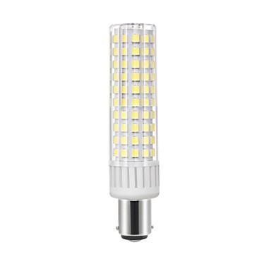 billige LED & Belysning-1pc 8.5 W LED-kolbepærer 1105 lm BA15d T 125 LED Perler SMD 2835 Dæmpbar Varm hvid Kold hvid 220 V 110 V