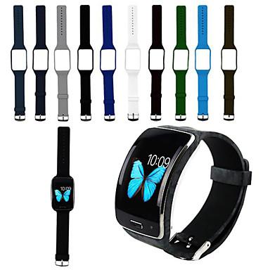 حزام إلى Gear S R750 Samsung Galaxy عصابة الرياضة سيليكون شريط المعصم