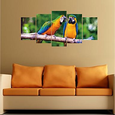 لواصق حائط مزخرفة - لواصق / ملصقات الحائط الحيوان حيوانات / الأزهار / النباتية غرفة الجلوس / غرفة الأطفال