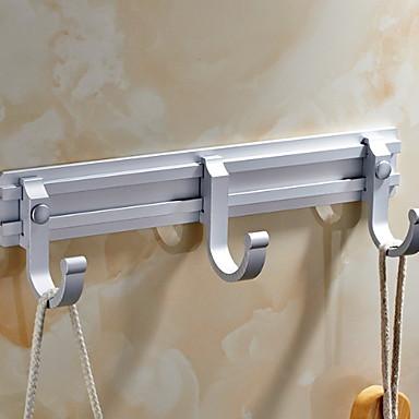 خطاف الروب تصميم جديد / كوول الحديث الالومنيوم 1PC مثبت على الحائط