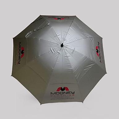 ستانلس ستيل الجميع مشمس وممطر / كوول مظلة مستقيمة
