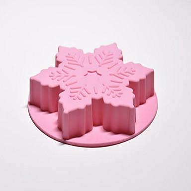 1PC جل السيليكا جميل كعكة قوالب الكيك أدوات خبز