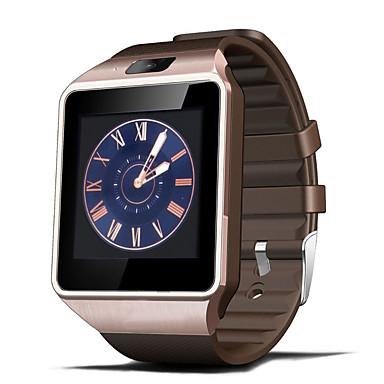 billige Herreure-Herre Sportsur Digital Watch Digital Silikone Sort / Hvid / Brun Kalender Kronograf LCD Digital Afslappet Mode - Hvid Sort Sølv / tachymeter