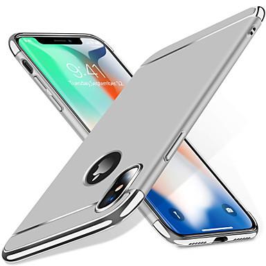 CaseMe Carcasă Pro Apple iPhone X / iPhone 8 Plus Nárazuvzdorné Zadní kryt Jednobarevné Pevné PC pro iPhone X / iPhone 8 Plus / iPhone 8