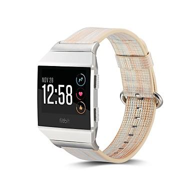 billige Herreklokker-ekte lær Klokkerem Strap til Apple Watch Series 4/3/2/1 Sølv 23cm / 9 tommer 2.1cm / 0.83 Tommer
