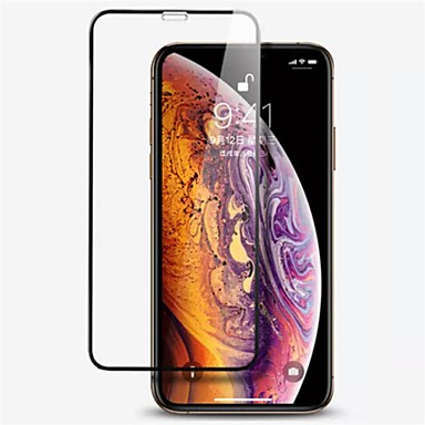 Screen Protector for Apple iPhone XS / iPhone XR / iPhone XS Max Tempered Glass 1 pc Front Screen Protector 9H Hardness / 2.5D Curved edge / Scratch Proof
