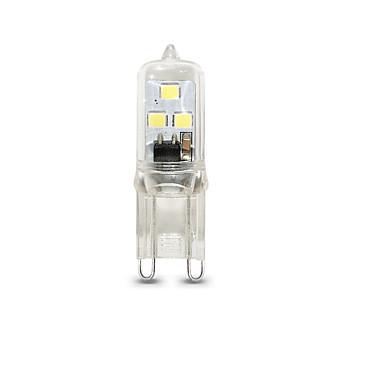 1個 1 W 100 lm G9 LED2本ピン電球 T 6 LEDビーズ SMD 2835 調光可能 温白色 クールホワイト 220 V