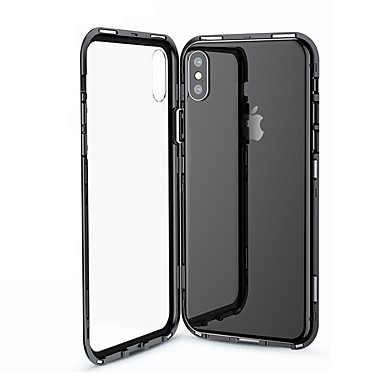 Apple iPhone XR / iPhone XS Max ACoque magnétique pour adsorption pour iPhone XR XS Max X 8 7 6 6 S 5 Plus