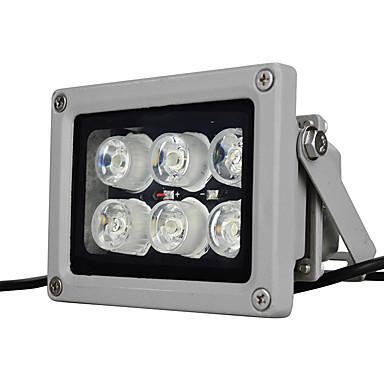 fabryka oem lampa podczerwieni aj-bg6060 dla systemów bezpieczeństwa 11,3 * 8,5 * 9,5 cm 0,6 kg