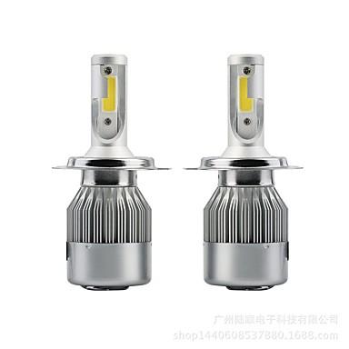voordelige Motorverlichting-SENCART 2pcs H13 / 9004 / 9007 Motor / Automatisch Lampen 36 W Geïntegreerde LED / COB 3800 lm 2 LED / Halogeen Mistlamp / Dagrijverlichting / Koplamp Voor