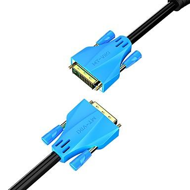 billige DVI-DVI Forlængerkabel, DVI til DVI Forlængerkabel Han - Han 1080P 3.0M (10ft)
