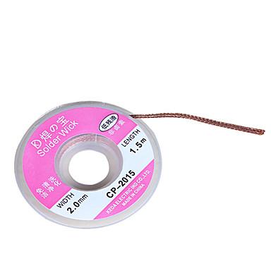 ieftine Ciocan de lipit & Accesorii-furtun de lipit remover dezlipire panglică sârmă fraier flux flux de cablu
