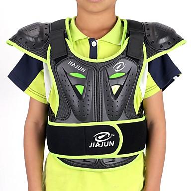 Недорогие Средства индивидуальной защиты-Мотоцикл защитный механизм для Жакет Муж. Полиэстер Защита / Износоустойчивый / Детский Безопасный случай
