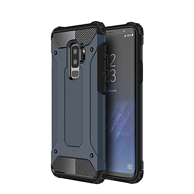 Case For Samsung Galaxy S9 Plus / S9 / S8 Plus Shockproof Back Cover Armor Hard PC for S9 / S9 Plus / S8 Plus