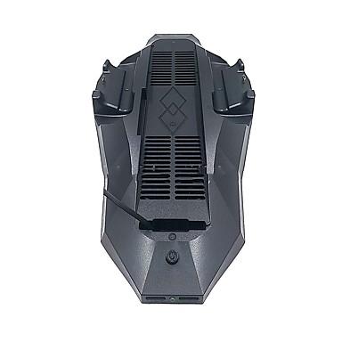 olcso Videojáték tartozékok-PS4 Pro Vezetékes Töltő / Ventilátorok Kompatibilitás Sony PS4 ,  Hordozható Töltő / Ventilátorok ABS 1 pcs egység