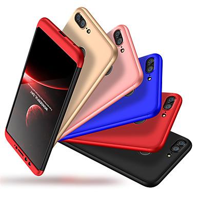 Χαμηλού Κόστους Θήκες / Καλύμματα για Huawei-tok Για Huawei Honor 9 Lite Ανθεκτική σε πτώσεις / Παγωμένη Πίσω Κάλυμμα Μονόχρωμο Σκληρή PC για Huawei Honor 9 Lite