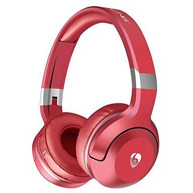 رخيصةأون سماعات الرأس و الأذن-Cooho BT-806 سماعة فوق الأذن بلوتوث 4.2 السفر والترفيه V4.2 تصميم جديد