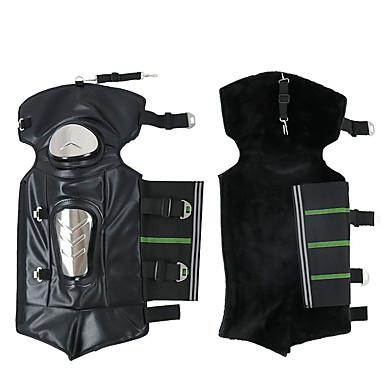 voordelige Beschermende uitrusting-Motor beschermende uitrusting voor Knie Pad Heren PU (polyurethaan) Gordijn Houder / Anti-Wind / Bescherming