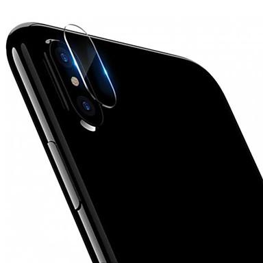 Недорогие Защитные плёнки для экрана iPhone-AppleScreen ProtectoriPhone XS HD Протектор объектива камеры 1 ед. Закаленное стекло
