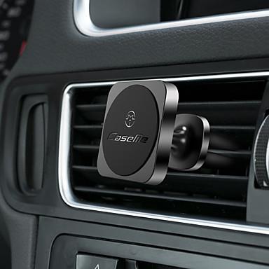 CaseMe Mașină Suportul suportului de susținere Grilă pentru ieșirea din aer Tipul magnetic / Ajustabil / 360 ° Rotație Aluminiu / Silicon / MetalPistol Titular