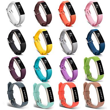 Urrem for Fitbit Alta HR / Fitbit Ace / Fitbit Alta Fitbit Sportsrem Silikone Håndledsrem