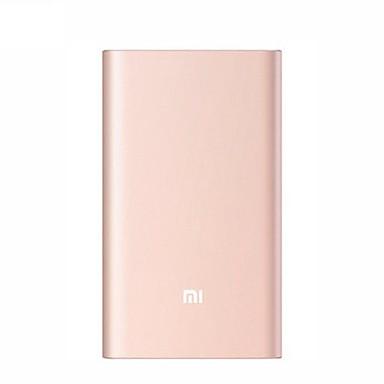Недорогие Универсальные аксессуары для мобильных телефонов-Xiaomi 10000 mAh Назначение Внешняя батарея Power Bank 5/9/12 V Назначение Назначение Зарядное устройство с кабелем / КК 2.0