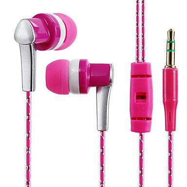 LITBest WP12 耳の中 ケーブル ヘッドホン イヤホン ABS + PC 携帯電話 イヤホン スポーツ&アウトドア / クール / ステレオ ヘッドセット