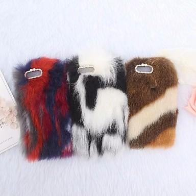 voordelige iPhone 7 hoesjes-hoesje Voor Apple iPhone XS / iPhone XR / iPhone XS Max Patroon Achterkant Kleurgradatie Zacht tekstiili