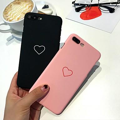 Coque Pour Apple iPhone 8 Plus / iPhone 7 Plus Ultrafine Coque Cœur Dur PC pour iPhone 8 Plus / iPhone 7 Plus