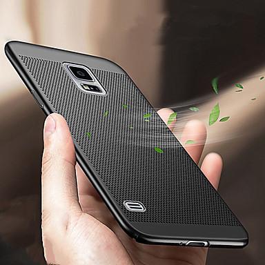 voordelige Galaxy J-serie hoesjes / covers-hoesje Voor Samsung Galaxy J7 (2017) / J7 (2016) / J6 (2018) Ultradun Achterkant Effen Hard PC