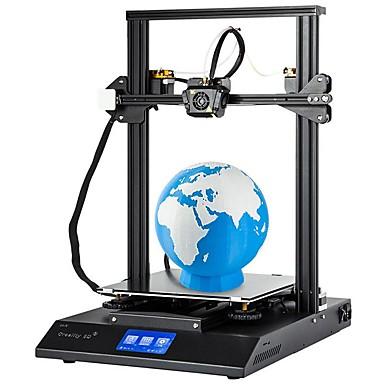 Недорогие Аксессуары для 3D-принтеров-CR-X быстро собрать 3D принтер лазерная гравировка сенсорный экран сопла комплект
