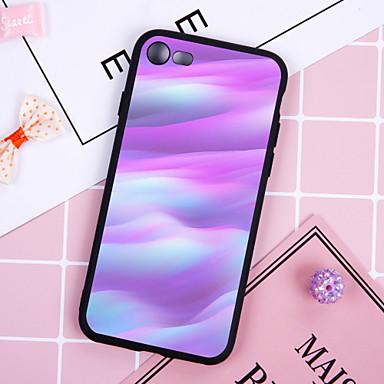 voordelige iPhone 5 hoesjes-geval voor iphone xs max 8 plus achterkant van de behuizing zachte dekking tpu klassieke heldere paarse verloop zachte tpu voor iphone x 7 plus 7 6 plus 6 5 se 5s 5 8 xr xs