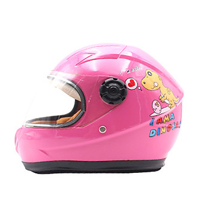 저렴한 헬맷 & 마스크-하프헬맷 아동 남여 공용 오토바이 헬멧 쉬운 드레싱 / 아동 안전 케이스 / 울트라 라이트 (UL)