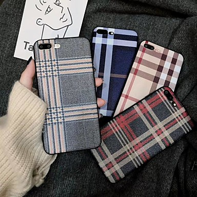 voordelige iPhone X hoesjes-hoesje Voor Apple iPhone XS / iPhone XR / iPhone XS Max Patroon Achterkant Geometrisch patroon Zacht tekstiili / TPU