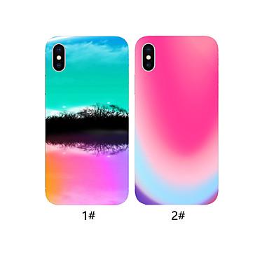 voordelige iPhone 6 Plus hoesjes-case voor apple iphone xr / iphone xs max patroon achterkant voedsel zachte tpu voor iphone x xs 8 8 plus 7 7 plus 6 6 plus 6 s 6 s plus