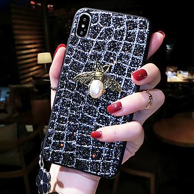voordelige iPhone 6 Plus hoesjes-hoesje voor apple iphone xs / iphone xs max schokbestendig achterklep dierlijk hard gehard glas voor iphone xs / iphone xs max