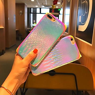voordelige iPhone 6 Plus hoesjes-hoesje Voor Apple iPhone XR / iPhone XS Max / iPhone X Schokbestendig Achterkant Kleurgradatie Zacht TPU