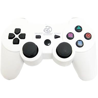 olcso PS3 tartozékok-playstation 3 dualshock 3 vezeték nélküli vezérlő (klasszikus fehér)