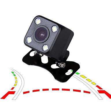 voordelige Auto-achteruitkijkcamera-ziqiao dynamische baan tracks nachtzicht ccd hd kleur waterdichte auto achteruitrijcamera parking camera ip68 omgekeerde back-up camera
