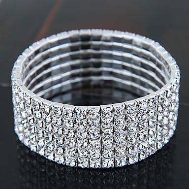 13a7307b2e550 Rhinestone, Bracelets, Search MiniInTheBox