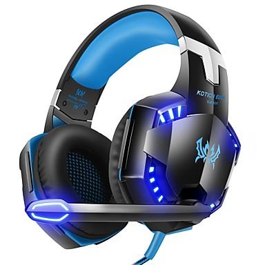 voordelige Gaming-oordopjes-LITBest G2000 Gaming Headset Bekabeld Gaming Stereo