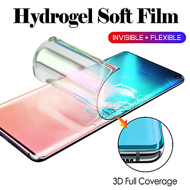 cheap 70% OFF & Up-soft film for samsung s10e full cover screen protector for samsung galaxy s9 s8 s10 plus s10+ note 9 hydrogel film not glass