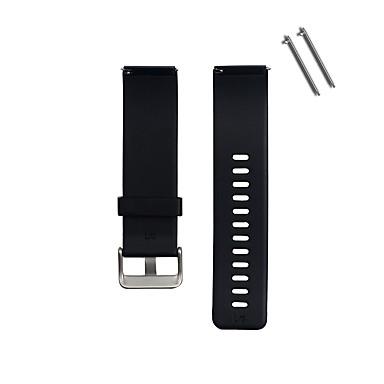 voordelige Smartwatch-accessoires-Horlogeband voor Fitbit Blaze Fitbit Sportband Silicone Polsband