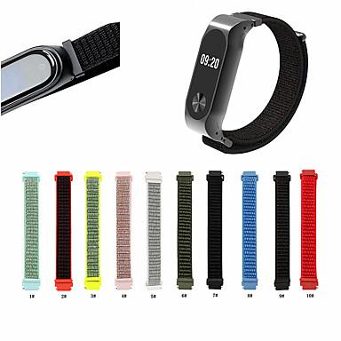 voordelige Horlogebandjes voor Samsung-Horlogeband voor Gear S2 / MiBand Xiaomi Moderne gesp Nylon Polsband